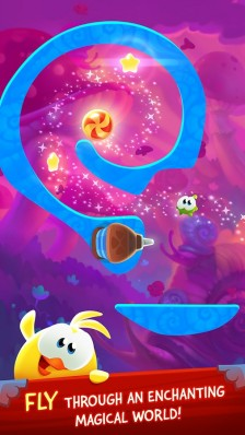 Cut the Rope: Magic - un nou capitol al celebrului joc a fost lansat cut the rope