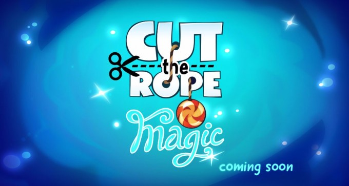 Cut the Rope: Magic - un nou capitol al celebrului joc a fost lansat cut the rope