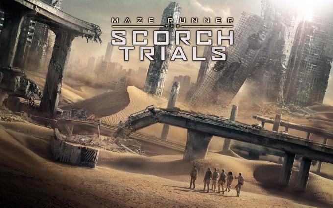Maze Runner: The Scorch Trials - jocul oficial al filmului a fost publicat în Play Store endless runner