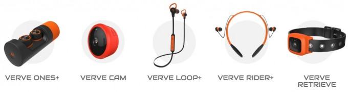 2-1 Motorola a anunțat debutul seriei de gadget-uri VerveLife și în Europa