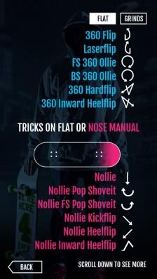 Hoodrip Skateboarding - flip-uri și slide-uri din degete skate joc