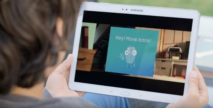 Samsung a lansat aplicația care îi face pe copii să țină ecranul device-ului mai departe de ochi safety samsung featured