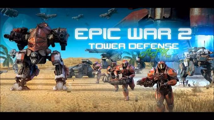 Jocul Epic War TD 2 este redus la 0.30 lei defense tower