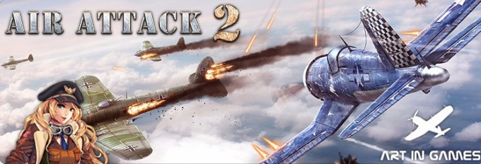 AirAttack 2 a aterizat în Play Store platformer