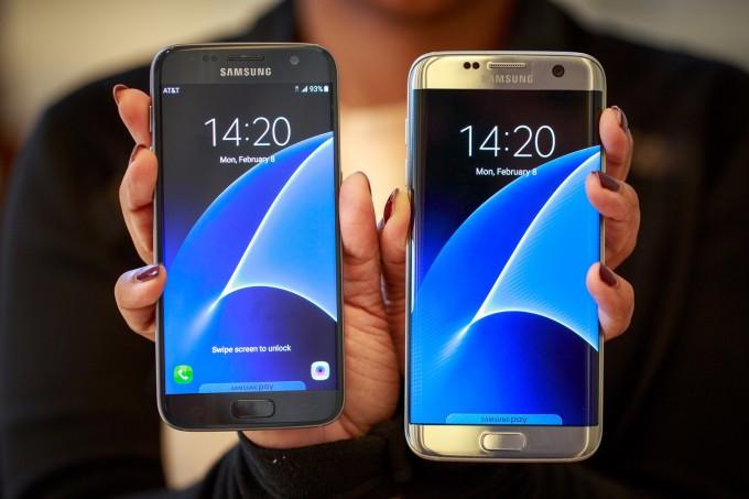 Samsung Galaxy S7 și S7 Edge vor ajunge la 25 de milioane de unități vândute până la sfârșitul lunii iunie s7 edge s7