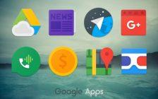 Pineapple - icon pack gratuit cu peste 400 de pictograme pack icons