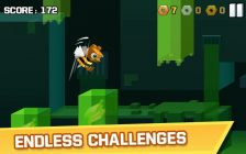 Rooms of Doom Minion Madness - endless runner în stilul retro endless retro runner