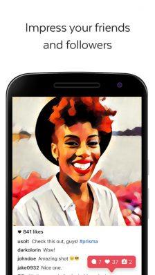 Celebra aplicație foto Prisma a ajuns şi pe Android filtre foto featured