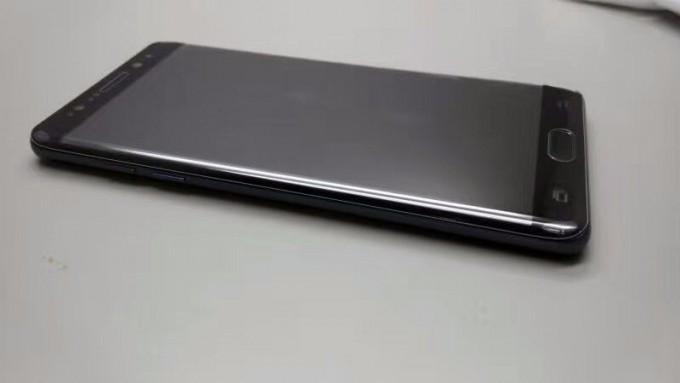 Samsung Galaxy Note 7 a apărut în câteva imagini reale unpacked samsung note
