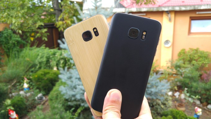 Update: Skin-uri dbrand pe Samsung Galaxy S7 s7 featured dbrand
