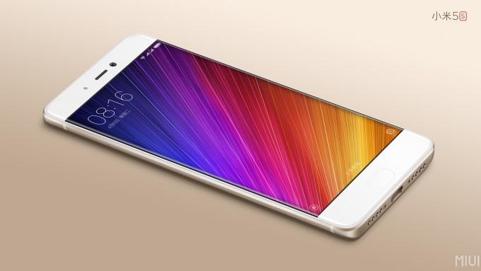 Xiaomi a lansat noile flagship-uri Mi5s și Mi5s Plus xiaomi mi5s
