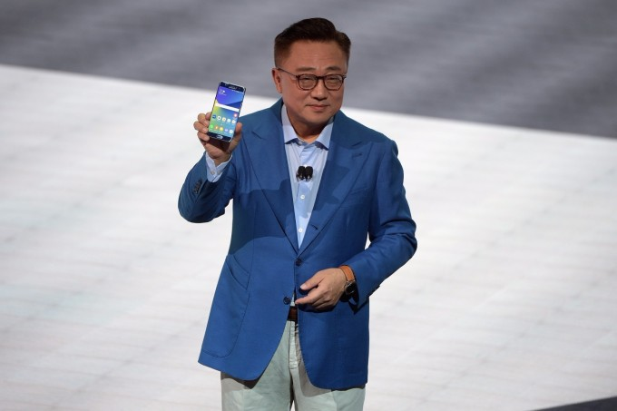 Samsung a început înlocuirea lui Note 7 și în România note 7 samsung