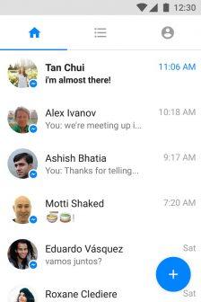 Messenger Lite - chat-ul Facebook pentru device-urile low-end lite featured facebook