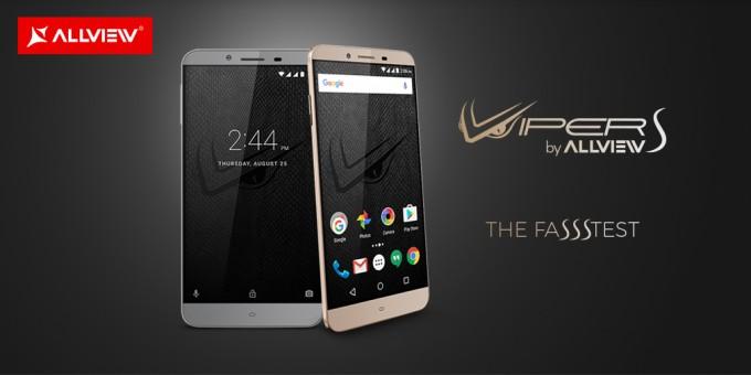 Allview a lansat astăzi smartphone-ul V2 Viper S smartphone allview
