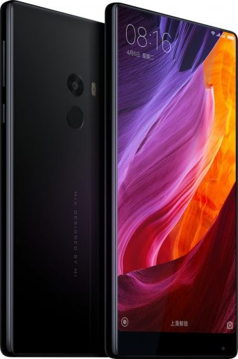 Xiaomi Mi MIX - primul smartphone cu display edge to edge xiaomi