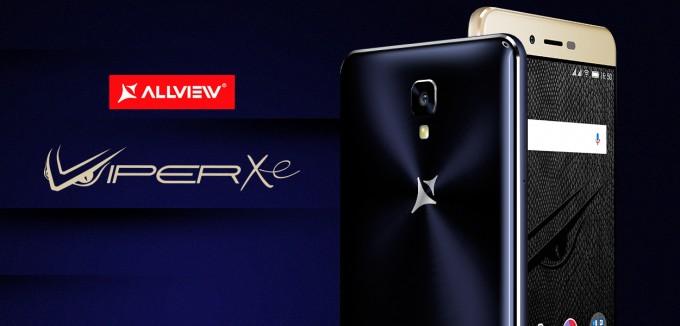 Allview a lansat astăzi V2 Viper Xe: ecran de 5.5 inch și procesor quad-core viper allview