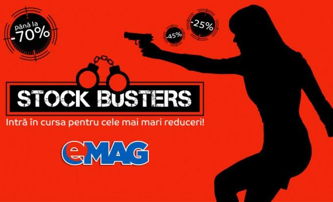 Cele mai bune reduceri la smartphone-uri din oferta eMAG Stock Busters emag reduceri