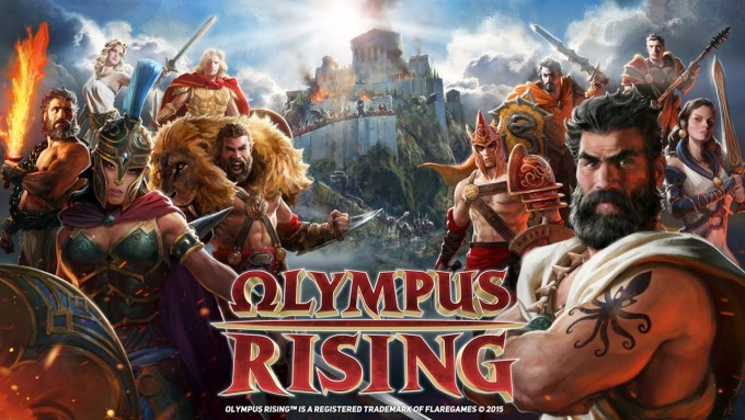 Olympus Rising - RPG inspirat din mitologia greacă rpg