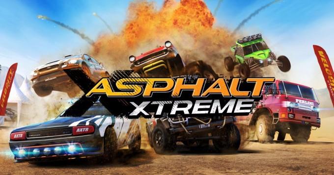Asphalt Xtreme a demarat în Play Store gameloft asphalt