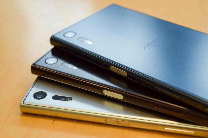 Seria G pentru noile modele Sony Xperia - 2017 xperia sony