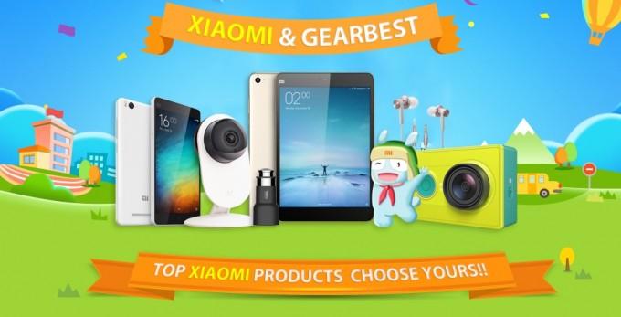 Reduceri la produsele Xiaomi disponibile pe GearBest xiaomi gearbest