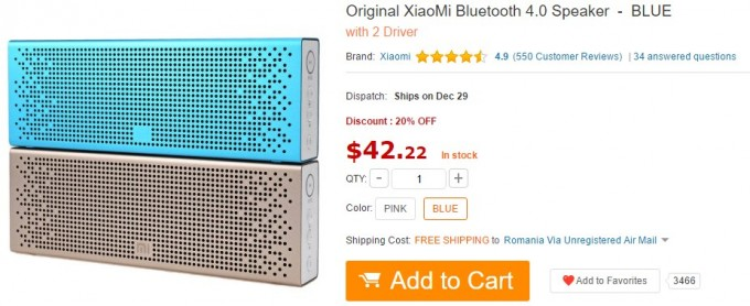 Review Xiaomi Mi Bluetooth Speaker xiaomi gearbest featured-review audio