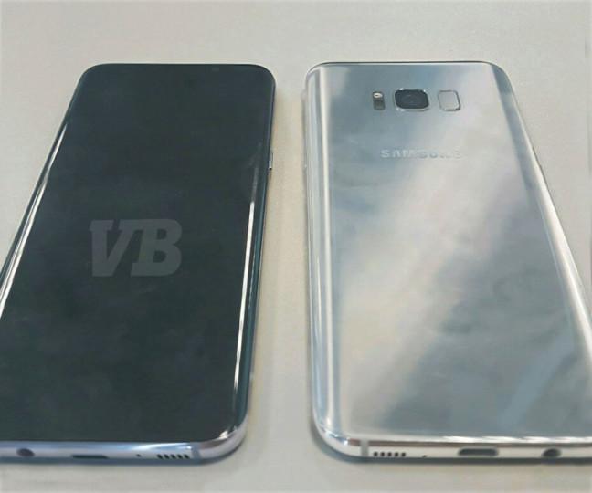 Prima imagine live cu Samsung Galaxy S8 confirmă ultimele zvonuri apărute s8 samsung galaxy