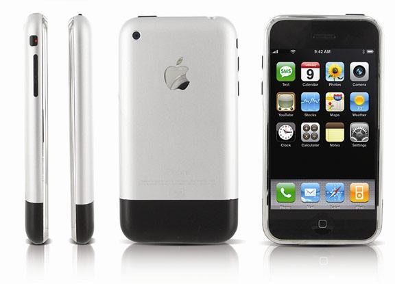 Steve Jobs anunța cu 10 ani în urmă primul iPhone, în cadrul unui eveniment iphone