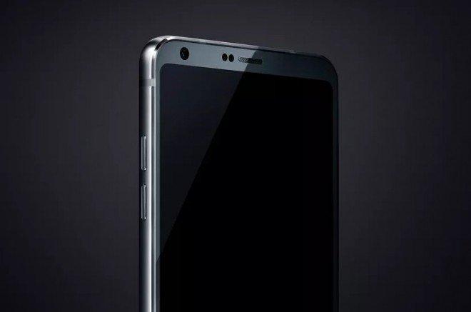 LG G6: o nouă imagine care ne confirmă rama foarte subțire MWC lg