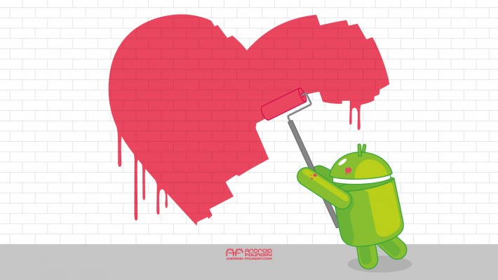 5 aplicații siropoase pentru Valentine's Day (Awww...) valentines aplicatie