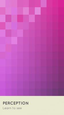 """I Love Hue - un puzzle cromatic """"Zen"""" puzzle"""