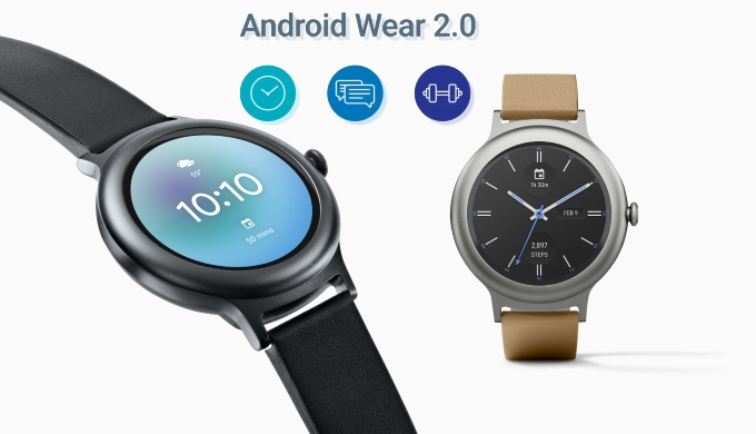 Android Wear 2.0 a fost lansat oficial smartwatch update google android
