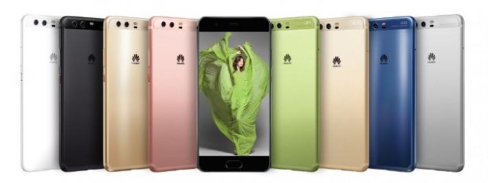 Huawei P10 și P10 Plus – ultimele smartphone-uri ale producătorului chinez p10 mwc17 huawei