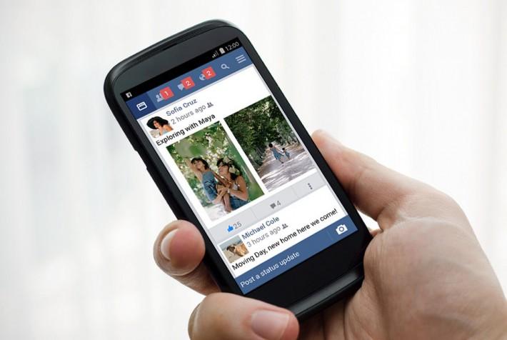 Facebook Lite a ajuns la 200 milioane de utilizatori lite facebook