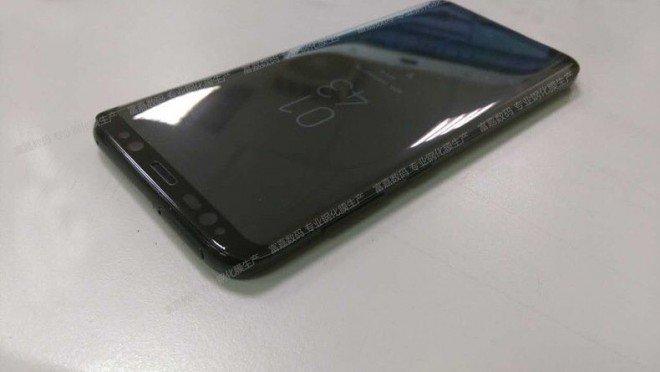 Imagini reale cu Samsung Galaxy S8, ce oferă noi detalii despre viitorul flagship s8 samsung galaxy