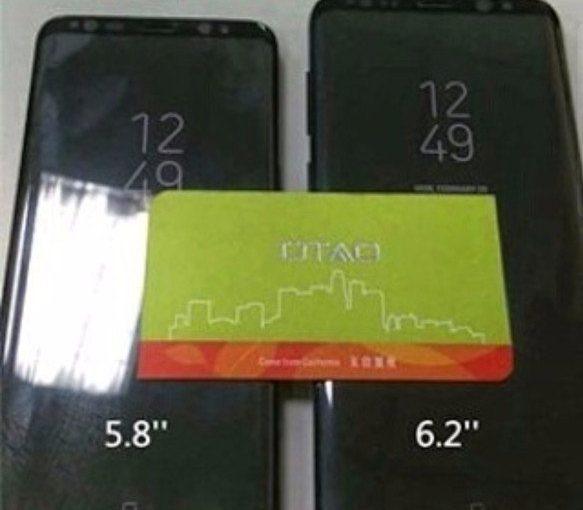 Noi imagini cu Samsung Galaxy S8/S8 Plus și LG G6 samsung s8 lg g6
