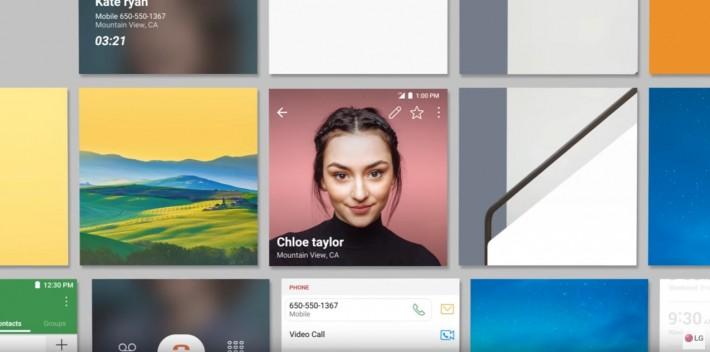UX 6.0 - interfața lui LG G6 prezentată într-un scurt teaser oficial ui lgg6 ux lg