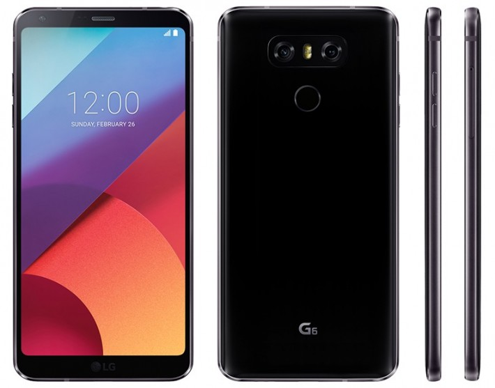 LG G6 a fost lansat oficial la MWC 2017 mwc17 lgg6 flagship lg