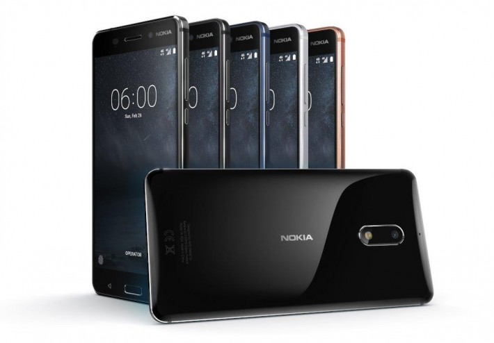 Nokia 5, 3 și 3310 prezentate la Mobile World Congress nokia mwc17