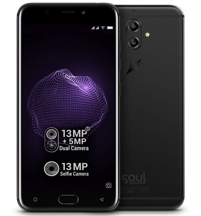 X4 Soul - primul smartphone dual camera lansat de Allview allview