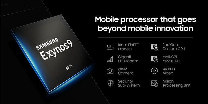 Informații noi despre Galaxy S8 / S8 Plus exynos s8