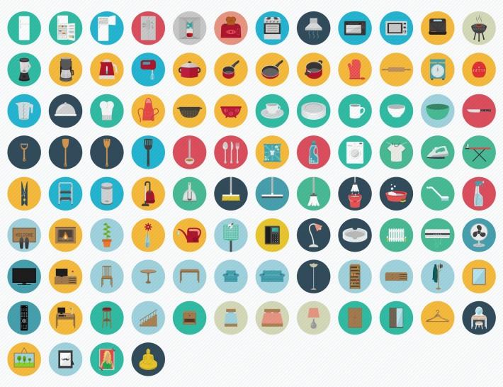 Pachete de icon-uri gratis oferite într-o promoție limitată icons free