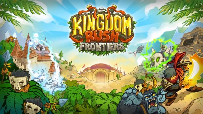 Kingdom Rush Frontiers este redus la 70 bani td joc