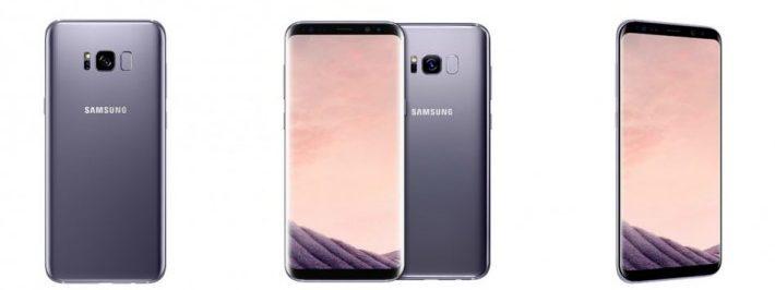 Samsung Galaxy S8 și S8+ au fost lansate în New York Galaxy S8 samsung