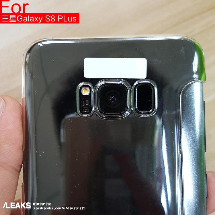 Noi imagini cu Samsung Galaxy S8 au ajuns pe Internet samsung galaxy