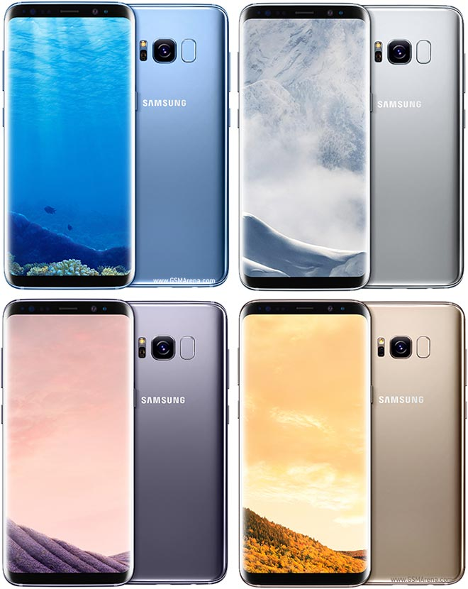 Samsung Galaxy S8 și S8+ au fost lansate în New York samsung Galaxy S8