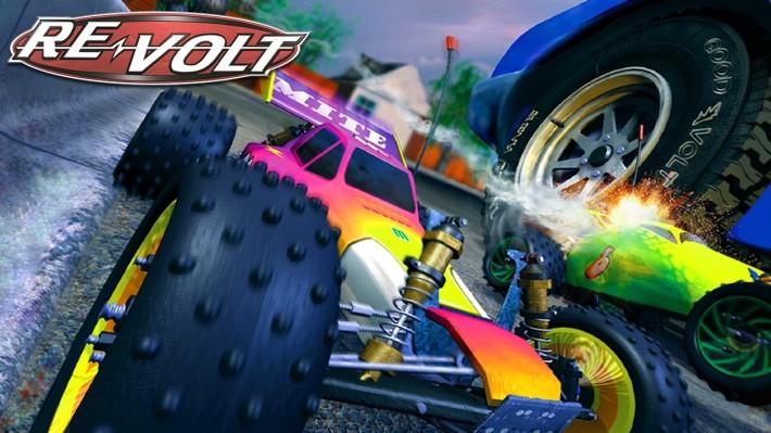 Jocul RE-VOLT Classic 3D (Premium) este redus la 70 bani racing