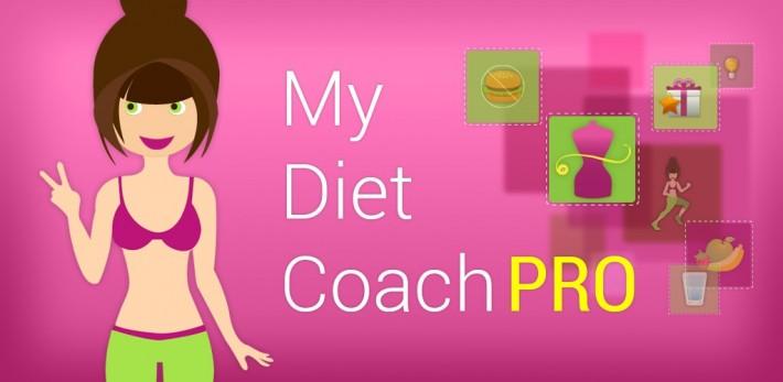 My Diet Coach - Pro - aplicația săptămânii la 70 de bani workout diet