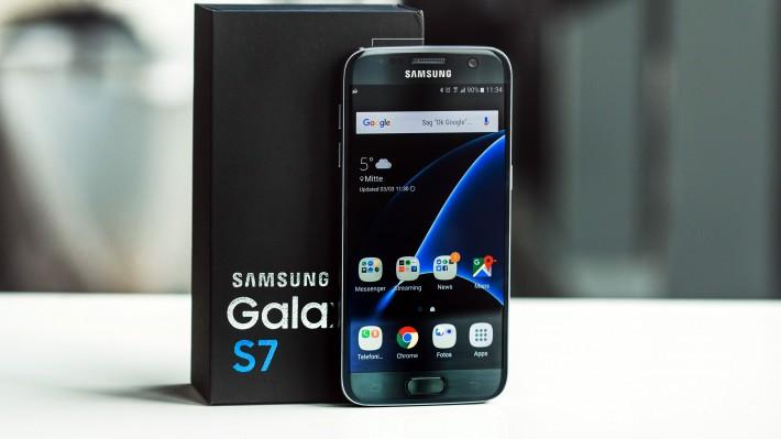 Samsung Galaxy S7/S7 edge au primit un nou update update samsung galaxy