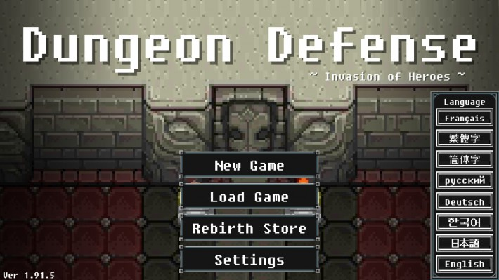 Dungeon Defense - 25 de coduri promoționale defense